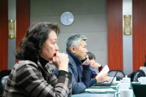 ICCR-DRR Held Its First Advisory Committee Meeting