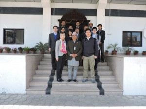 China Experts Research Visit to Nepal