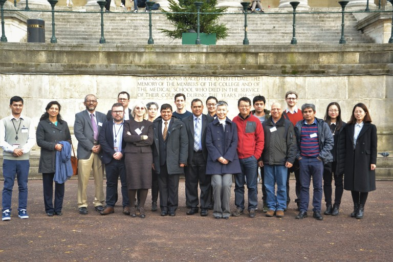 The 2nd Workshop of the International Research Network on Disaster Risk Reduction