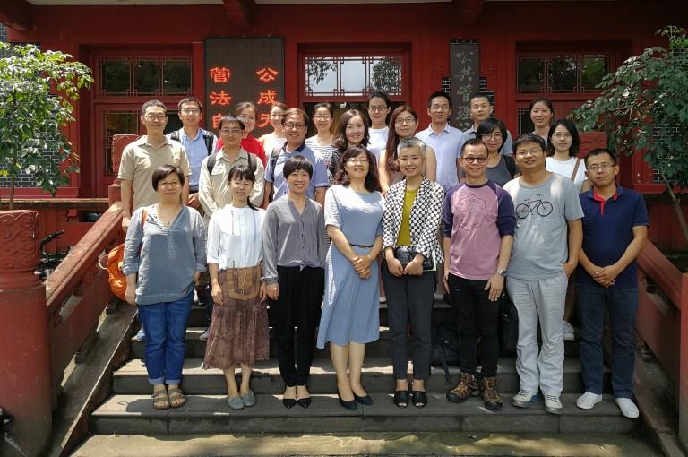 社区减防灾中国经验研讨会在川大召开